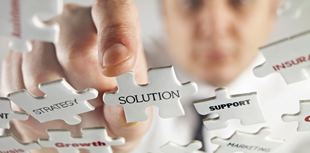 We partner with our clients for solutions that work